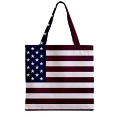 Usa4 Grocery Tote Bags