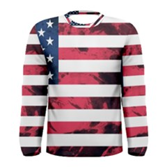 Usa5 Men s Long Sleeve T-shirts