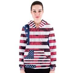 Usa5 Women s Zipper Hoodies