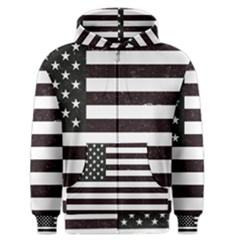 Usa6 Men s Zipper Hoodies