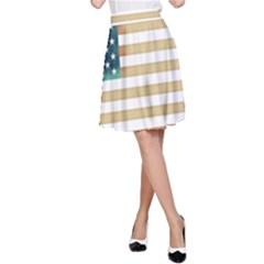 Usa7 A-Line Skirts