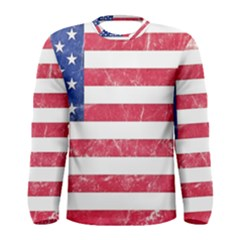 Usa8 Men s Long Sleeve T-shirts