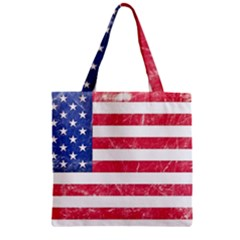 Usa8 Zipper Grocery Tote Bags