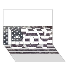 Usa9 Boy 3d Greeting Card (7x5)