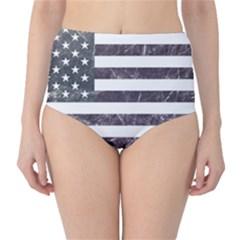 Usa9 High-Waist Bikini Bottoms