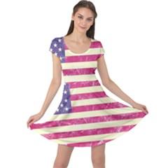 Usa99 Cap Sleeve Dresses