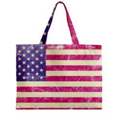 Usa99 Zipper Tiny Tote Bags