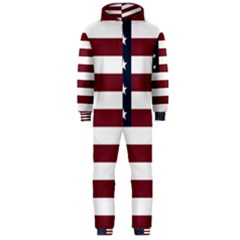 Usa999 Hooded Jumpsuit (men)