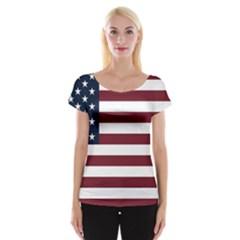 Usa999 Women s Cap Sleeve Top