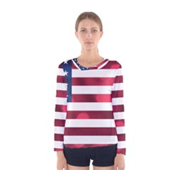 Usa9999 Women s Long Sleeve T-shirts