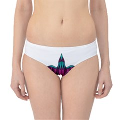 Stained Glass Bird Illustration  Hipster Bikini Bottoms