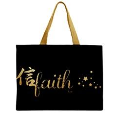 Faith (xin) 3 Mini Tote Bag