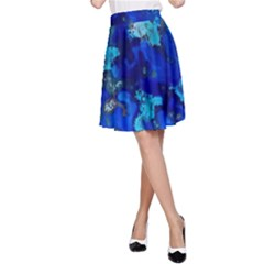 Cocos Blue Lagoon A Line Skirts
