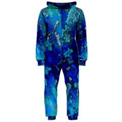 Cocos blue lagoon Hooded Jumpsuit (Ladies)
