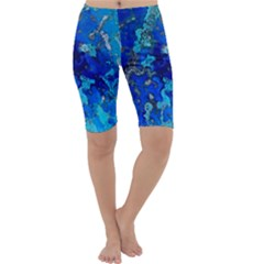 Cocos blue lagoon Cropped Leggings