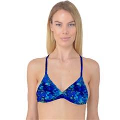 Cocos Blue Lagoon Reversible Tri Bikini Tops