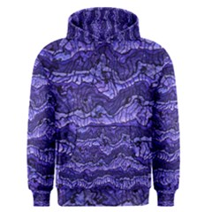 Alien Skin Blue Men s Pullover Hoodies