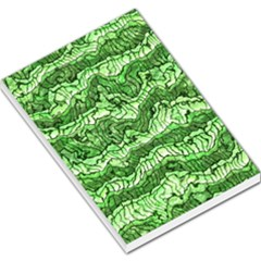 Alien Skin Green Large Memo Pads