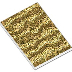 Alien Skin Hot Golden Large Memo Pads