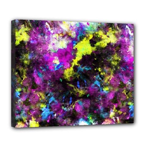 Colour Splash G264 Deluxe Canvas 24  x 20