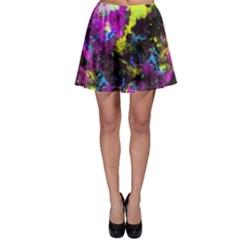 Colour Splash G264 Skater Skirts