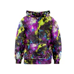 Colour Splash G264 Kids Zipper Hoodies