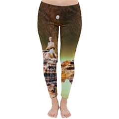 Wonderful Undergraund World Winter Leggings