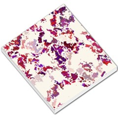 Splatter White Small Memo Pads