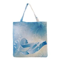 Music Grocery Tote Bags