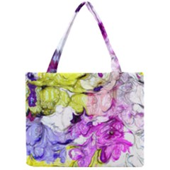 Strange Abstract 2 Soft Tiny Tote Bags