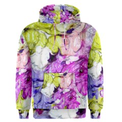Strange Abstract 2 Soft Men s Pullover Hoodies