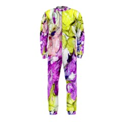 Strange Abstract 2 Soft OnePiece Jumpsuit (Kids)