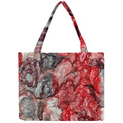 Strange Abstract 3 Tiny Tote Bags