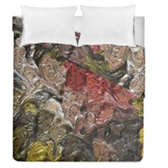 Strange Abstract 5 Duvet Cover (full/queen Size)