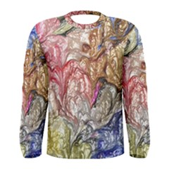 Strange Abstract 6 Men s Long Sleeve T Shirts