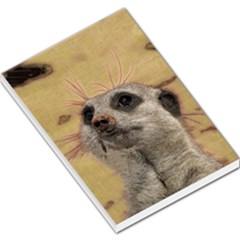 Meerkat 2 Large Memo Pads
