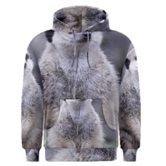 Adorable Meerkat 03 Men s Pullover Hoodies