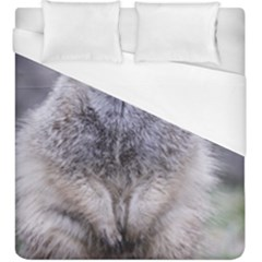 Adorable Meerkat 03 Duvet Cover Single Side (kingsize)