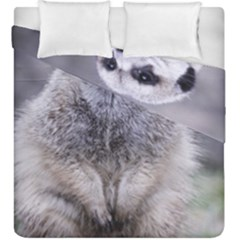Adorable Meerkat 03 Duvet Cover (king Size)