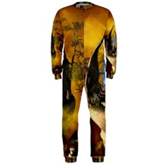 The Forgotten World In The Sky OnePiece Jumpsuit (Men)
