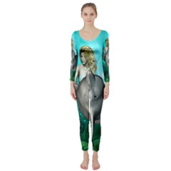 Long Sleeve Catsuit