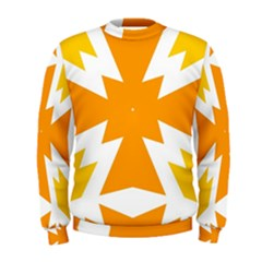Orangine Abelone Men s Sweatshirts