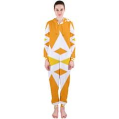 Hooded Jumpsuit (Ladies)