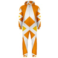 Orangine Azelea Hooded Jumpsuit (Men)