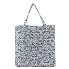 Bridal Lace Grocery Tote Bags