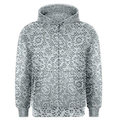 Bridal Lace Men s Zipper Hoodies