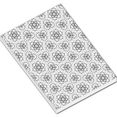 Bridal Lace 2 Large Memo Pads