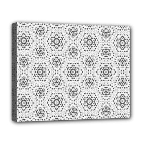 Bridal Lace 2 Deluxe Canvas 20  x 16