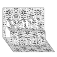 Bridal Lace 2 You Rock 3D Greeting Card (7x5)