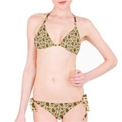 Vintage Paisley Bikini Set